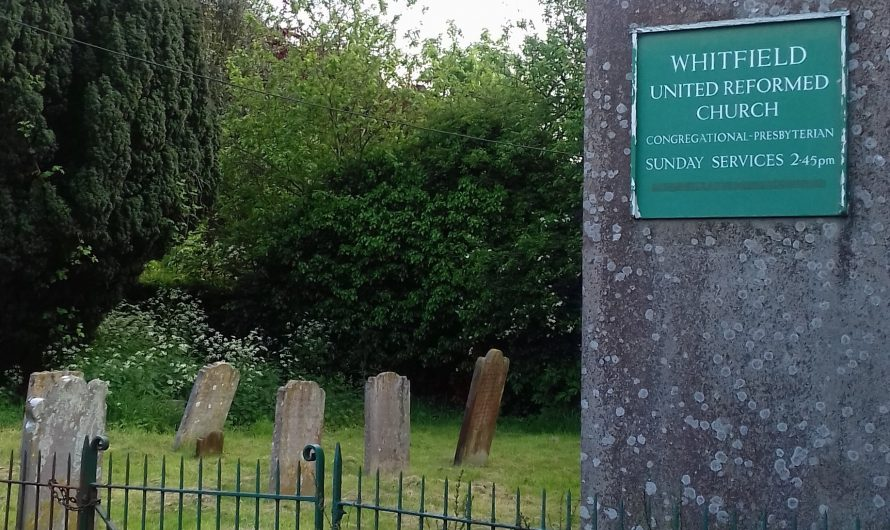 Plans to Demolish Former Whitfield United Reform Church