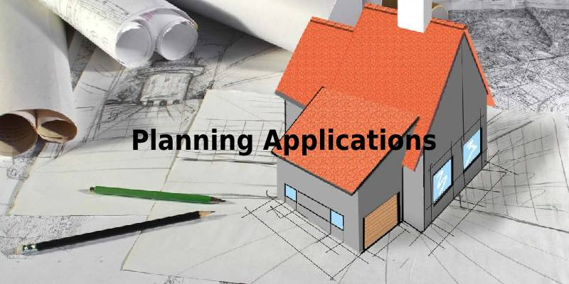 Latest Planning Applications